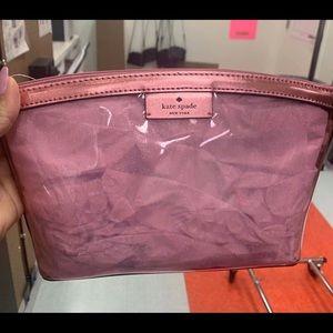 NWT Kate Spade Medium Cosmetic Pouch $69